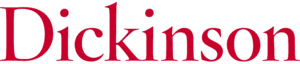 Dickinson College Logo Red