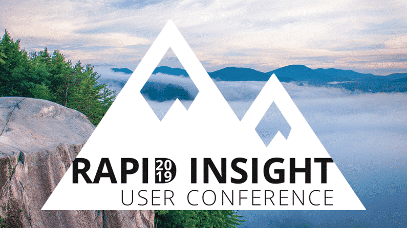 Rapid Insight 2019 User Conference Logo