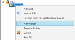 Nested folder in Construct