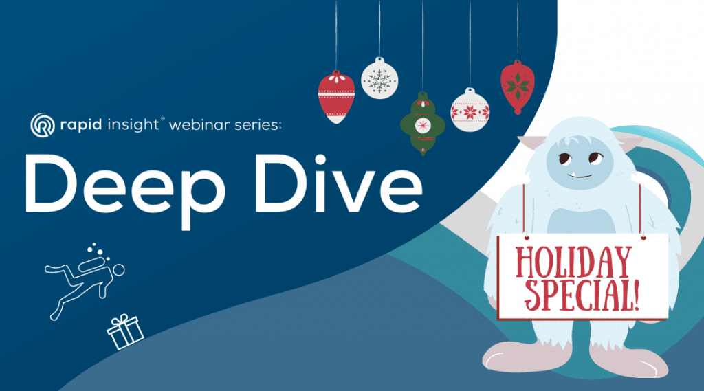 Holiday Deep Dive