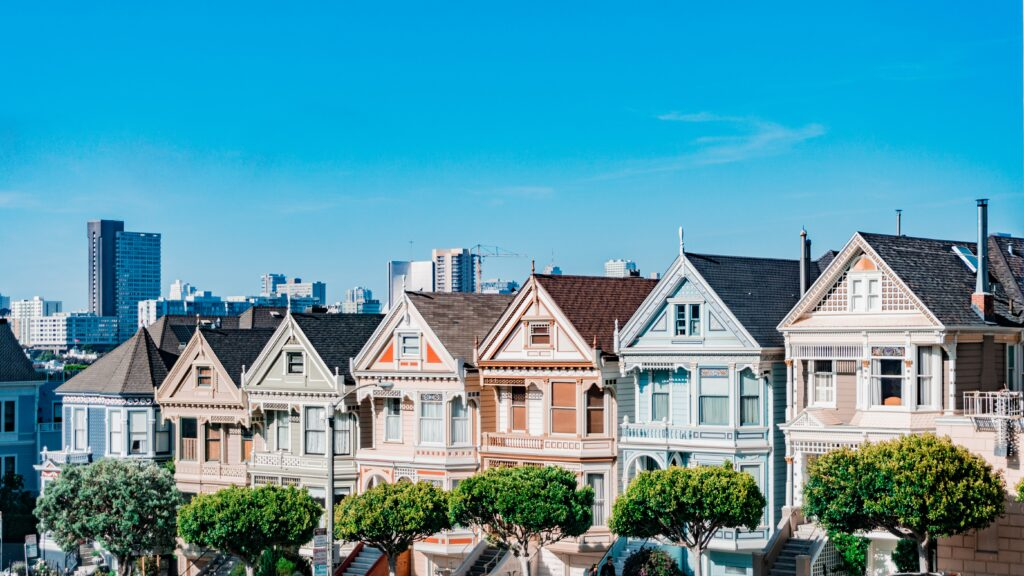Homes in San Francisco
